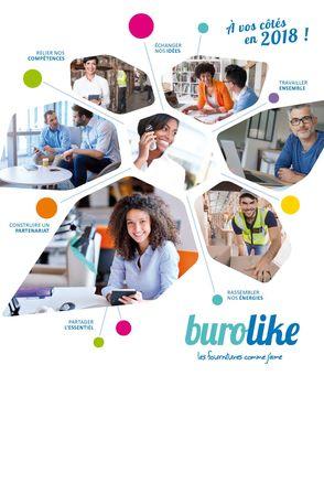 Catalogue bureau 2018